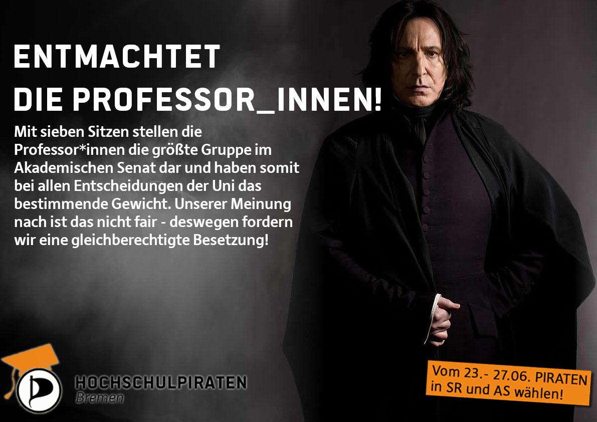 Professor Snape stoppen!